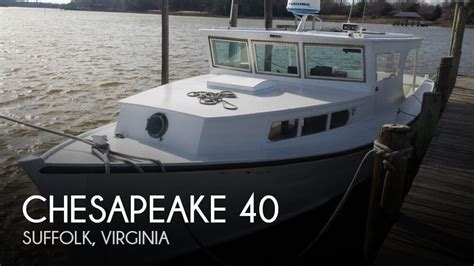 boats for sale suffolk chesapeake 40 boat for sale in suffolk va for 20 750