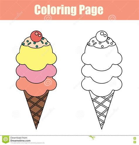 ice cream coloring pages games 90 ice cream coloring pages games ice cream shop