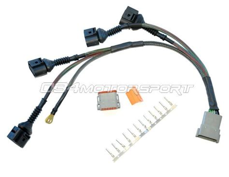 audi harness ignition coil wiring repair 4 wire coil