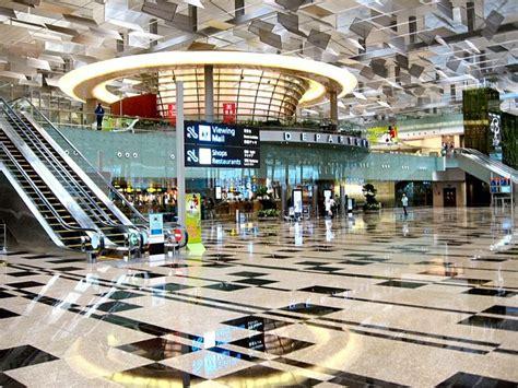 2 Di Singapore progetti di liamento per il changi airport di singapore ttg italia