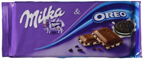 Milka Oreo 300 G By Food And Such milka triolade chocolate large 300g