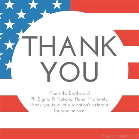 printable thank you cards for veterans thank you card day pictures images graphics for facebook
