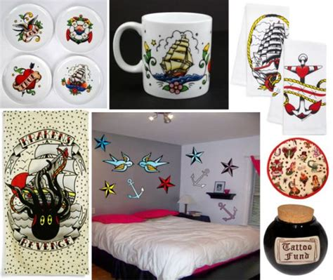 sailor jerry home decor best 25 vintage style tattoos ideas on