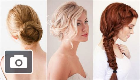 peinados paso a paso moda 2016 diez peinados para bodas f 225 ciles paso a paso informacion es