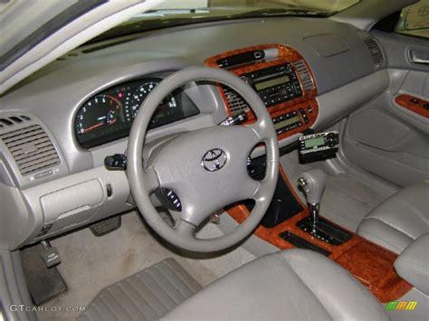 2004 Toyota Camry Interior Interior 2004 Toyota Camry Xle V6 Photo 40998720
