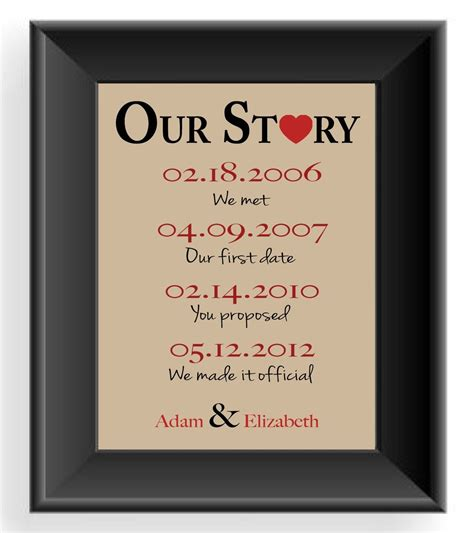 10 Year Anniversary Ideas For Husband - 10 amazing one year anniversary gift ideas for husband