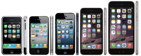 iPhones 1, 4, 5, 6 and 6 Plus   ATMac