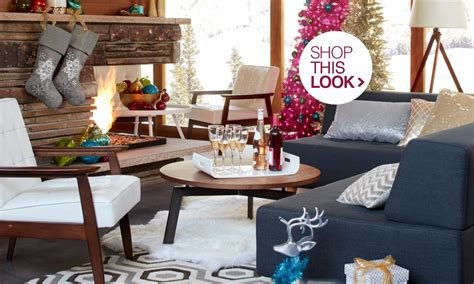 modern decorating tips design 101 mid century modern christmas overstock com