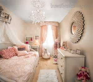 Girly Curtains Ideas Girly Bedroom Decorating Ideas