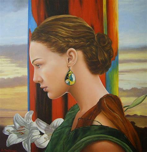 imagenes para perfil para chicas pintura moderna y fotograf 237 a art 237 stica rostros de