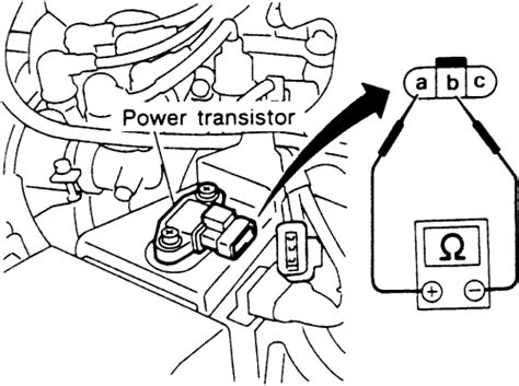 transistor locations repair guides distributor ignition system power transistor autozone
