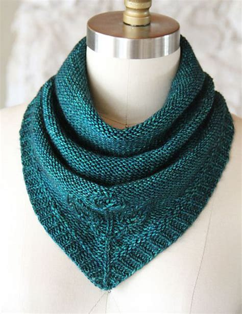 knit cowl patterns ravelry project gallery for bandana cowl pattern by purl