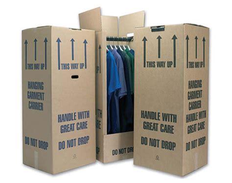buy wardrobe boxes buy cardboard wardrobe packing boxes 6pk