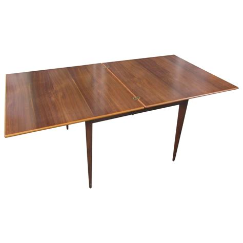 foldaway dining table yngve ekstrom dux folding dining table at 1stdibs