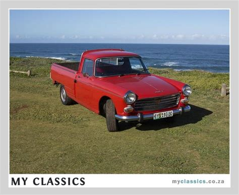 peugeot auto france 1974 peugeot 404 bakkie classic car classic cars