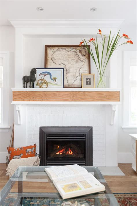 20 fab fireplace mantels designer tricks for your living