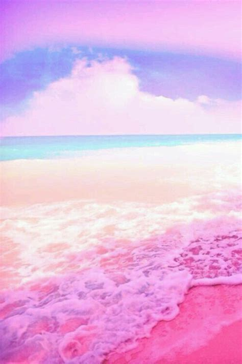 pink beach   iphone wallpaper cute wallpaper backgrounds pastel wallpaper