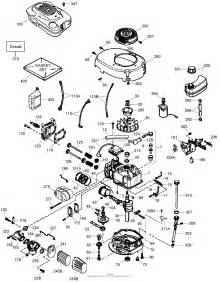 toro 20074 22in recycler lawn mower 2007 sn 270000001 270999999 parts diagram for engine