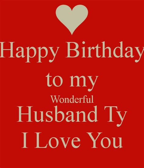 Wishing A Husband A Happy Birthday Wonderful Husband Happy Birthday Wishes Image Picsmine