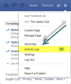 event viewer monitor user account activity in windows 8 remove or delete your entire facebook search history from