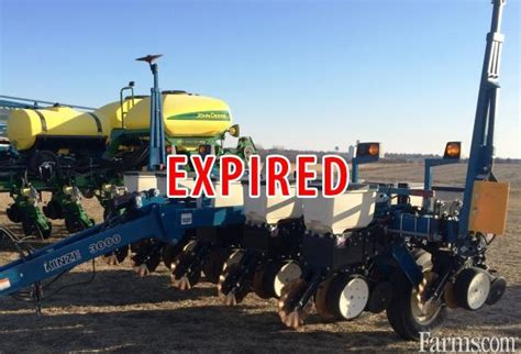 Kinze 6 11 Planter For Sale by Kinze 3000 6 11 For Sale Farms