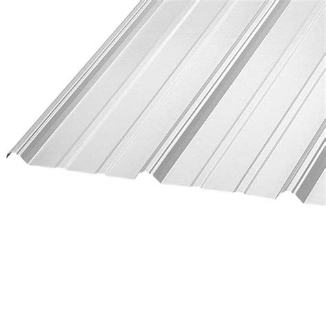 36 in x 10 ft galvanized steel roof panel 07085 the