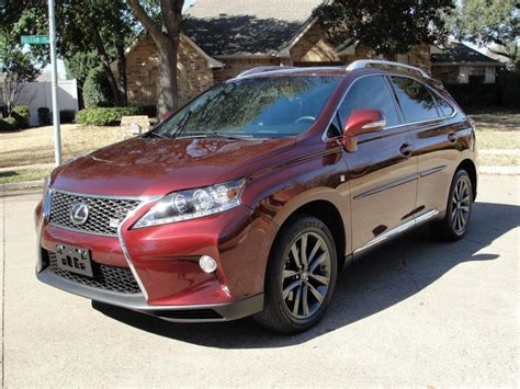 Lexus Rx350 For Sale By Owner by Lexus Cars For Sale In Plano