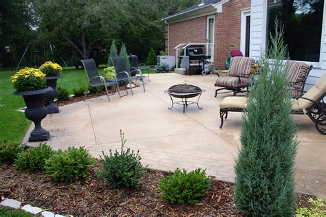 How Much Does A Paver Patio Cost How Much Does A Concrete Patio Cost Home Ideas