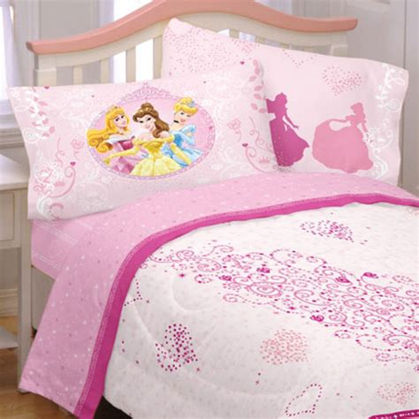 cinderella bedding set 5pc disney princess pink hearts full bedding set