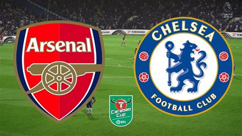 arsenal carabao cup carabao cup 2018 arsenal vs chelsea second leg 24 01