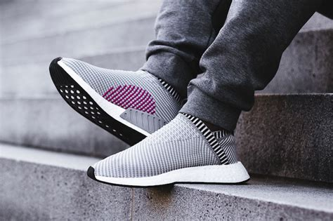 Sepatu Adidas Nmd City Schok Grey Adidas Nmd City Sock 2 Colorways Release Dates Pricing Sbd