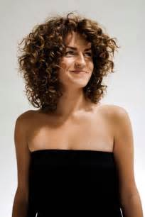 cuts for curly hair 25 short medium length haircuts short hairstyles 2016