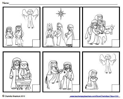 printable children s nativity story the nativity story clipart clipartxtras