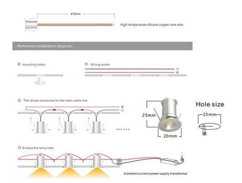 28 100 wiring low voltage downlights k