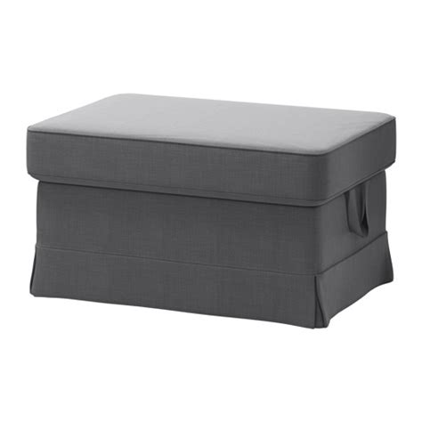 ikea ottomans sale ektorp cover for ottoman nordvalla dark gray ikea
