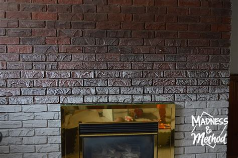 Fireproof Paint For Brick Fireplace Cool Painted Brick How To Remove Paint From Brick Fireplace