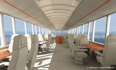 Airship Interior by Airship Concept And Future Development Projects