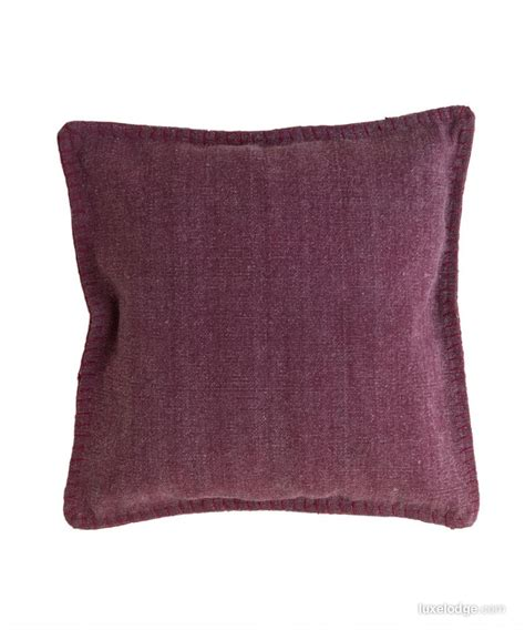 cuscino rosso cuscino rosso cuscini tessile luxelodge
