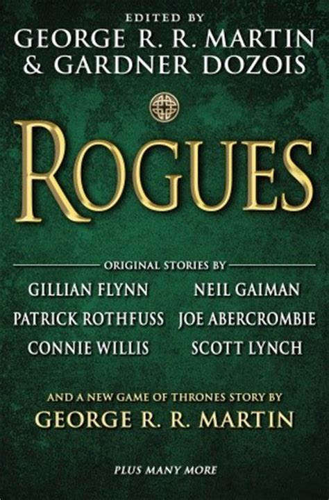 rogues george r r martin