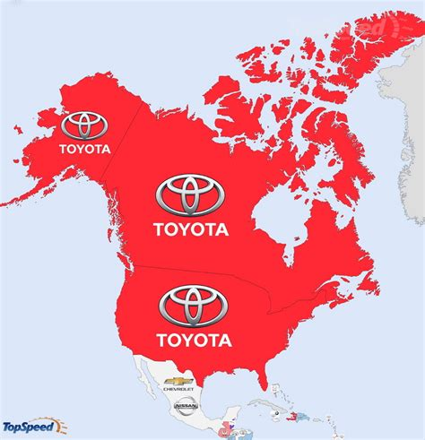 most popular car brand by state map check out this map of the world s most googled car brands