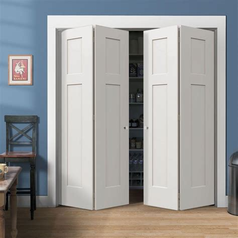 Fold Closet Doors Folding Doors Mirrored Bi Folding Doors Parts At Menards