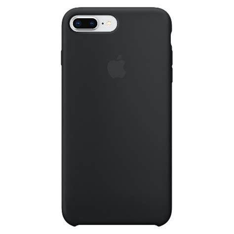 apple iphone 8 plus 7 plus silicone black target