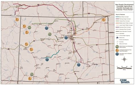 draft colorado water plan west slope rivers summit