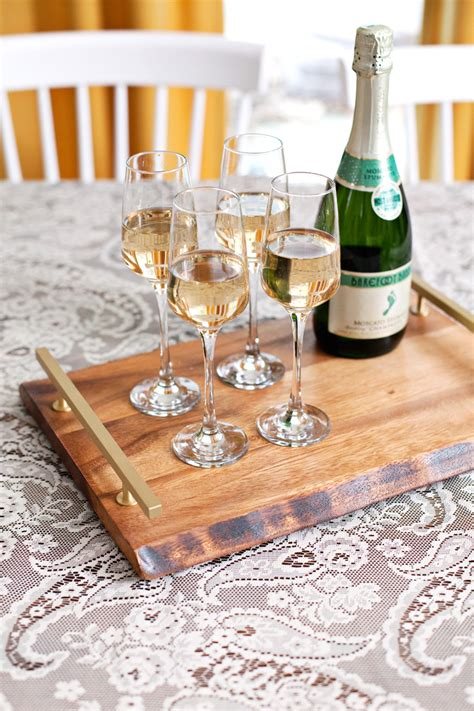 Diy Tray try this easy diy serving tray a beautiful mess