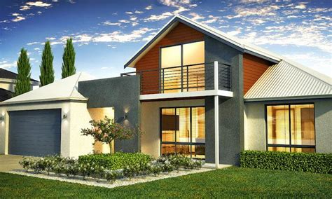 loft style home perth house design plans