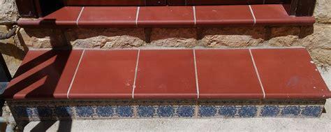 piastrelle per scale esterne gradini per scale esterne klinker con piastrelle per