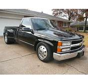 1991 Chevy 1 Ton Dually Lowered Nice  Cars For Sale STLMustangs
