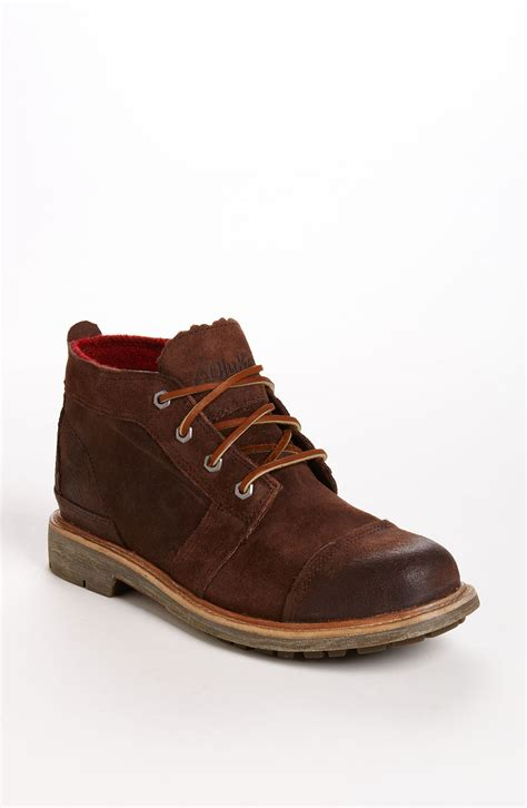 olukai boots olukai mauna iki ankle boot in brown for seal brown