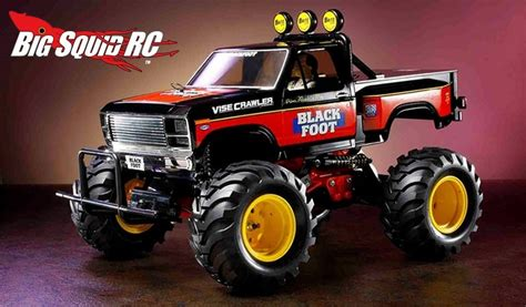 tamiya blackfoot tamiya re releases the blackfoot 171 big squid rc rc car