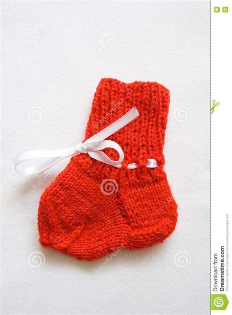 socks handmade wool handmade baby socks royalty free stock image image 13696816